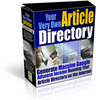 Thumbnail Your Own Article Directory with Private Label Resell Rights!