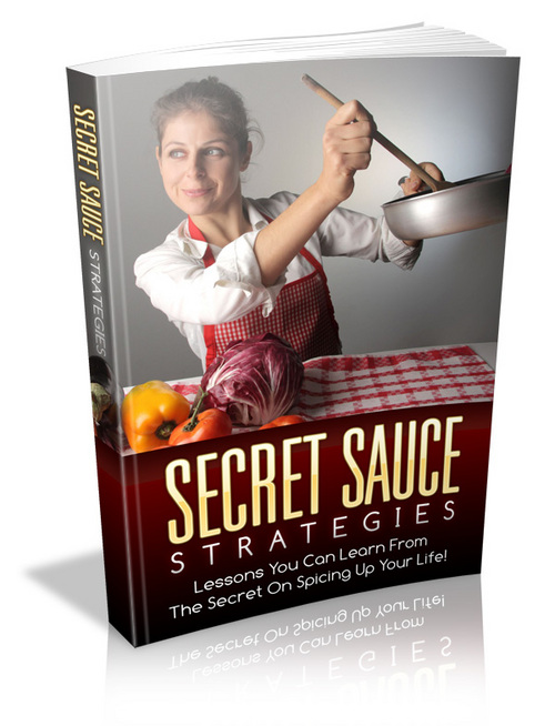 Product picture Secret Sauce Strategies