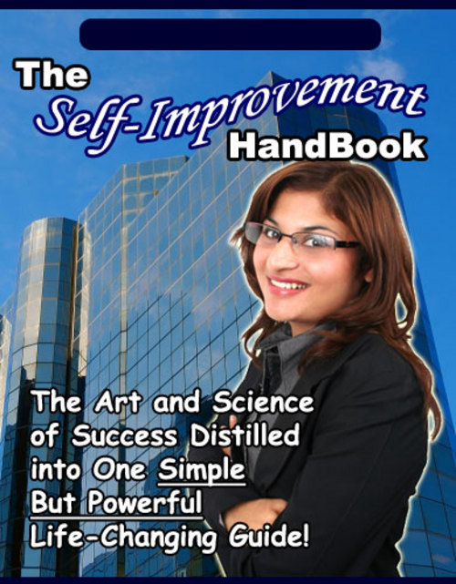 Product picture The Self-improvement Handbook