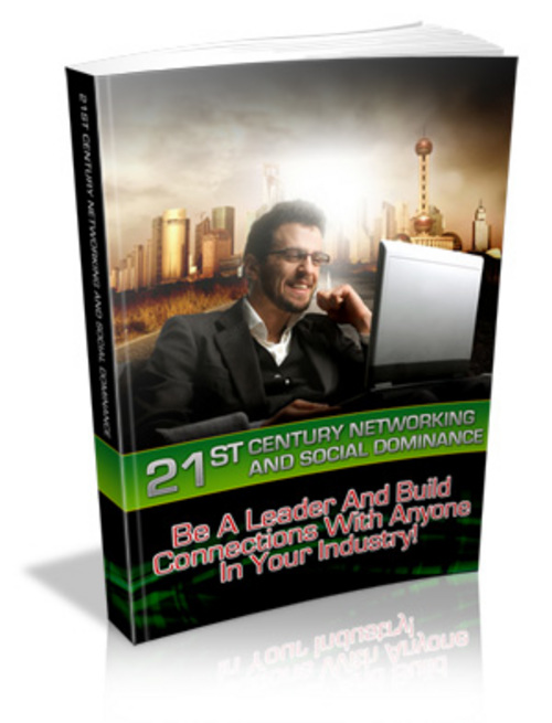Product picture How Network Marketing Has Changed In The 21st Century!